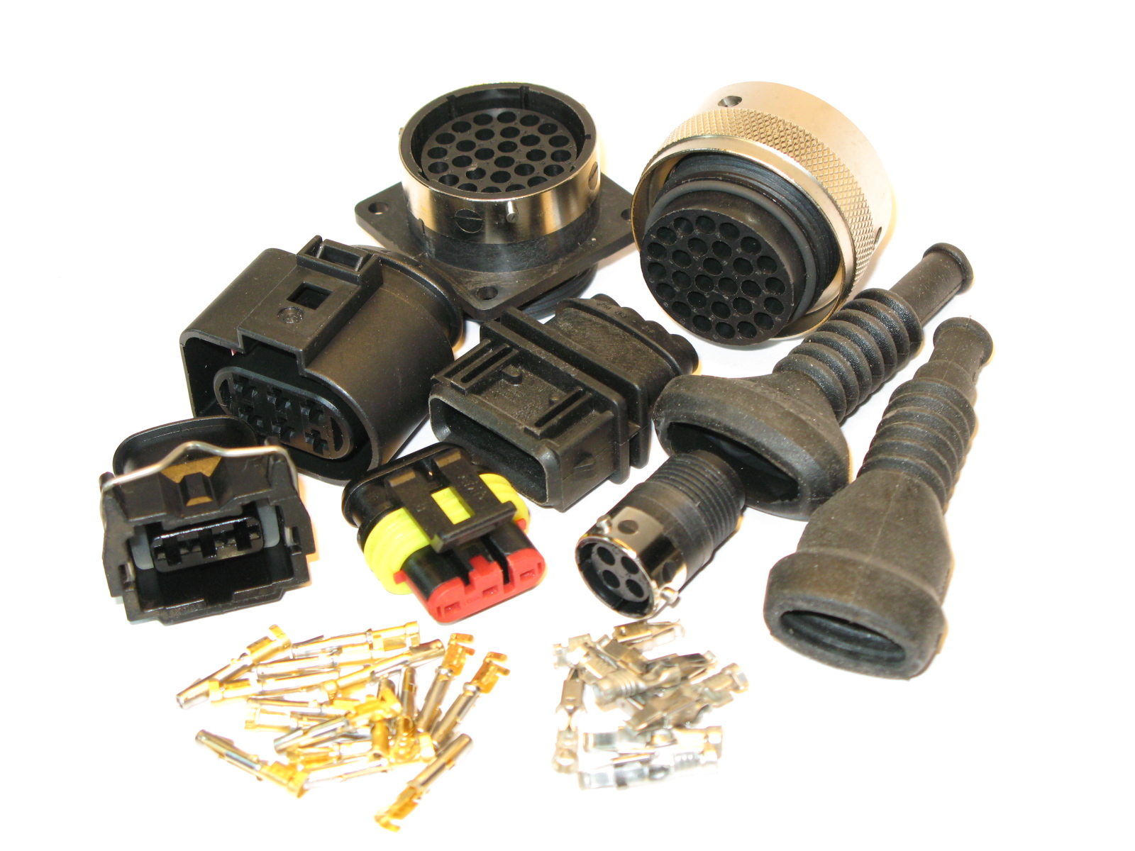 sle plugs and connectors racecar electronics design planning installation autosport
