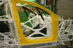 OSCar O3 spaceframe, right side