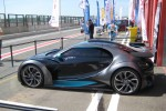 Citroen electric supercar